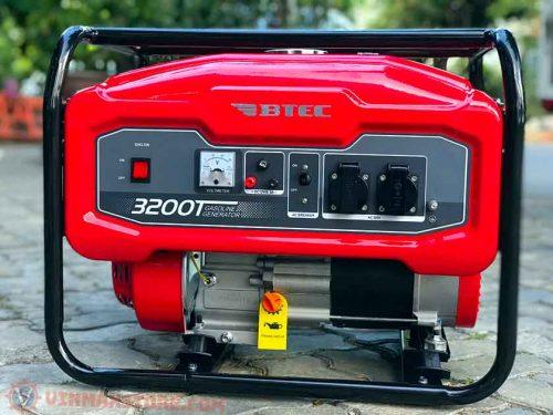 máy phát điện gia đình btec bt 3200