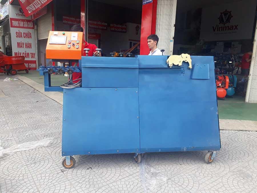 máy bẻ đai thép tại đà nẵng