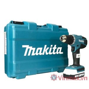 may khoan pin Makita DF457DWE