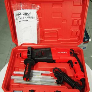 Máy khoan 3 chế độ Hangbo HB 2603SRE