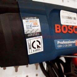 Khả-năng-làm việc-Bosch-2-26-DRE-vinmax.vn