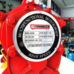 Tời-điện-nhanh-Stronger-KCD300-kéo-nhanh-28m-phút-vinmax.vn